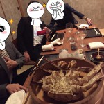 高級かに料理 赤坂の「きた福」に行ってきました。