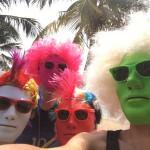 パタヤで、水掛け祭りに参戦(パタヤ、ゴーゴーバー2016年最新情報掲載)