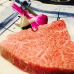 渋谷「鉢山」で、シャトーブリアンを食べてきました。