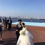 @melinerの、アツシ社長の結婚式に行ってきました!!