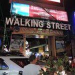 365日遊べるアジアNo.1歓楽街タイ、パタヤのウォーキングストリートの夜遊びを徹底解説。