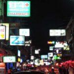 タイ、パタヤのソイ6は、安い早いで牛丼感覚?夜遊びはソイ6の置屋街で決まり!