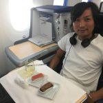 【往復45万円】ANAビジネスクラス搭乗記|ハワイホノルルー成田