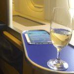 【ANA】 ファーストクラス搭乗記  羽田からロンドン間の搭乗時間、値段、マイルを解説