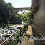 奥多摩、多摩川の御岳駅周辺に、渓流釣りに行ってきました。(入渓ポイント、駐車場など解説)