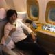 【ドバイ往復180万円】エミレーツ航空ファーストクラス搭乗レビュー:成田ードバイ往復